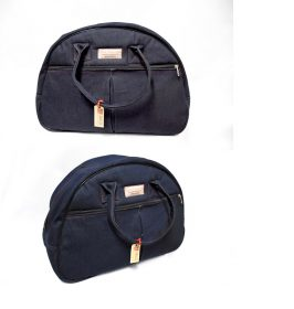 oval jeans travel bag