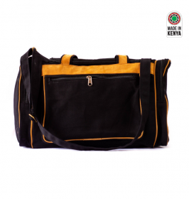 Black sarakasi gym bag
